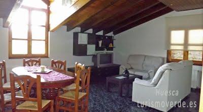 TURISMO VERDE HUESCA. Casa Don Fernando de Los Molinos